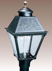 Hk1a Mhp Outdoor Gas Yard Light