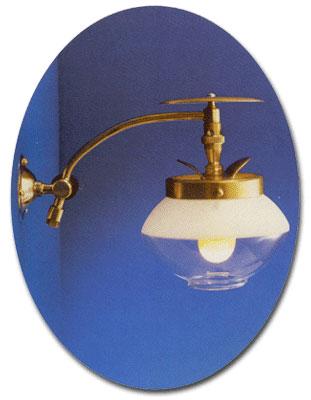 Falk 2703 Single Wall Gas Light