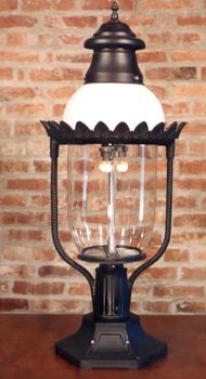 Glm Victorian Ii Outdoor Gas Yard Light