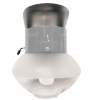 Humphrey Pebble Gray Indoor Gas Light (9PG)