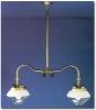 Falk 2707 Double Ceiling Gas Light