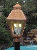 GLM Baltimore Copper Gas Light